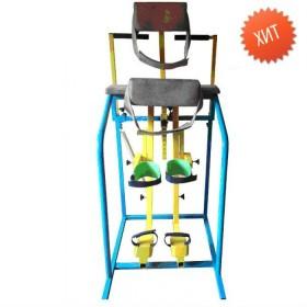 Аппарат на всю ногу НЕОСПЕЦФОР (Абдуктор) для взрослых и подростков (базовая комплектация: без грудного упора и спецперчаток)