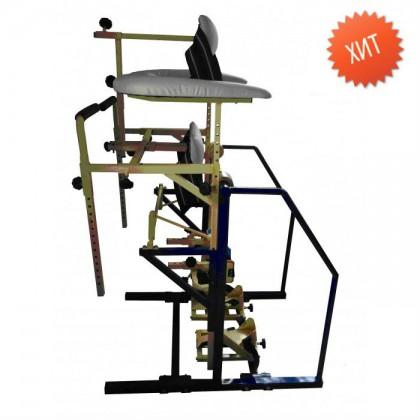 Аппарат на нижние конечности и туловище – «Шагоход» - НЕОСТЕП  детский (базовая комплектация: без грудного упора и спецперчаток)