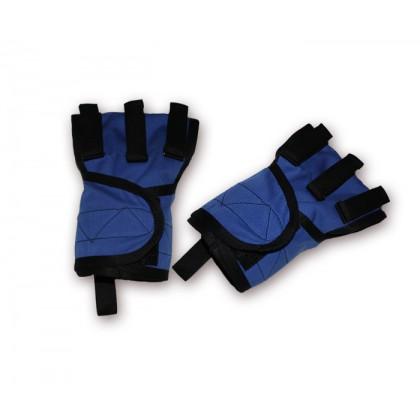 Н-образные Спецперчатки  на липучках  («прихватки») Для взрослых, подростков и детей