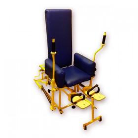 Опора для сидения: Тренажер «Уникресло» Для взрослых и подростков   Без Н-образных спецперчаток